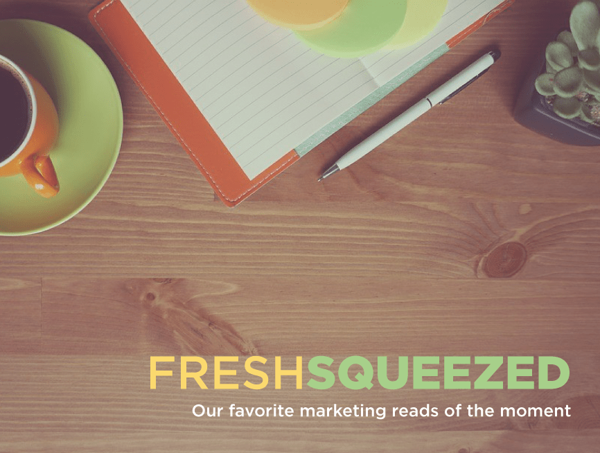 fresh squeezed industry articles marketing technology martech