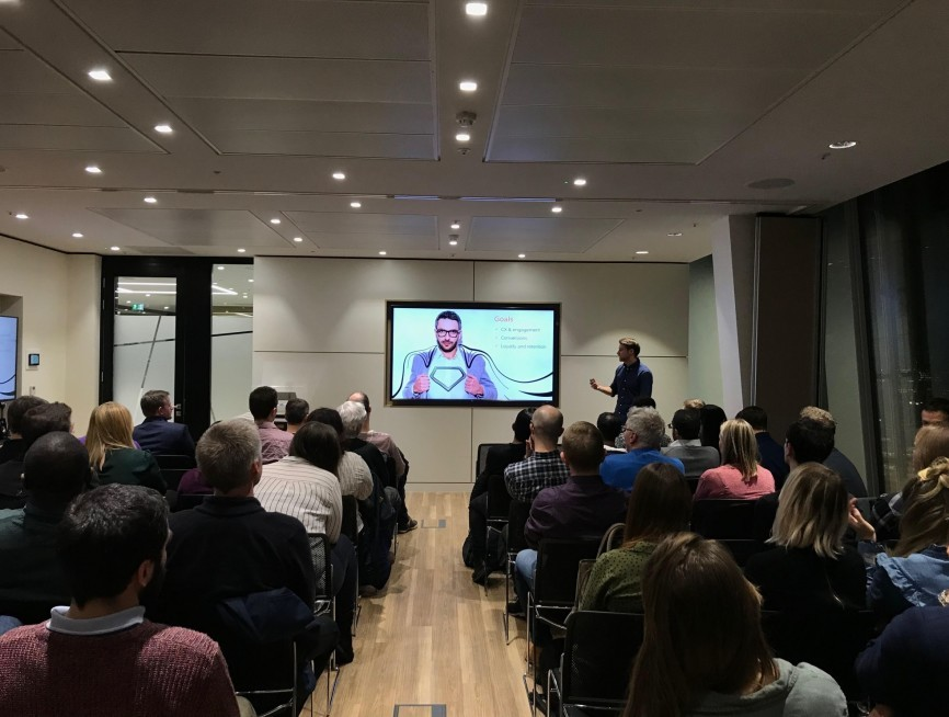 magento meetup presentations user group event the shard london digital marketers