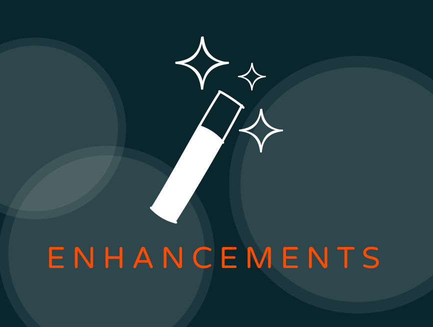 digital marketing monthly product enhancements