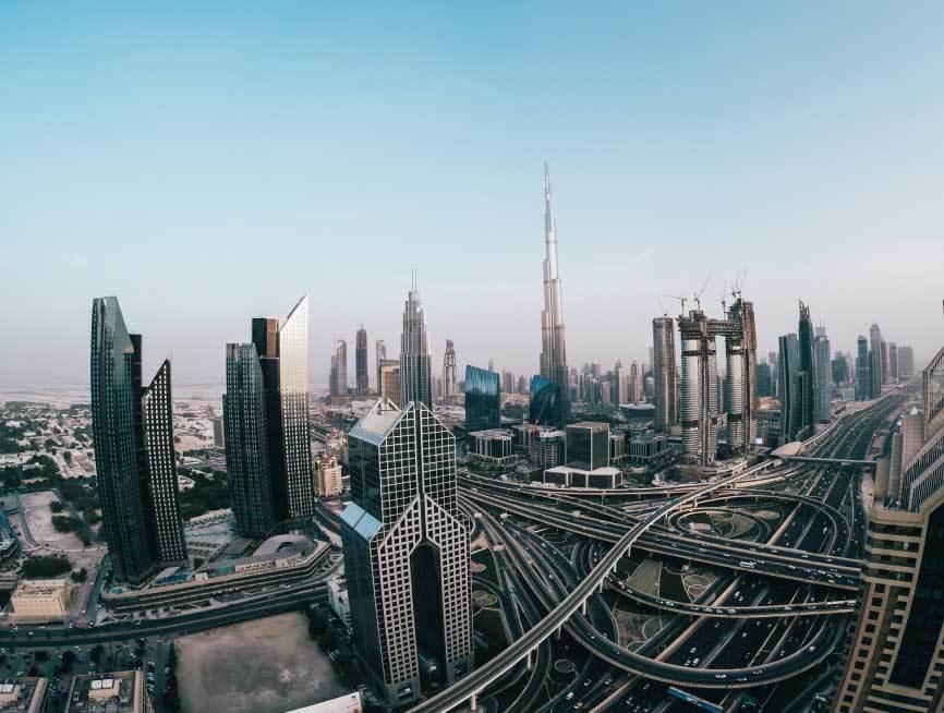 FR in Dubai for IBM Marketing Conference