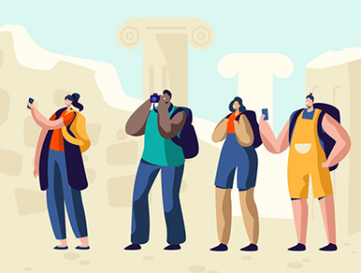 Travel marketing methods to reach young consumers