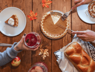 3 Thanksgiving email marketing tips - featured image