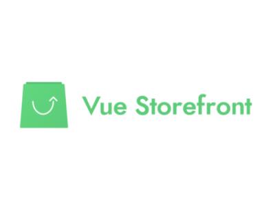 Vue Storefront logo