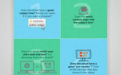 How to Design Effective Emails [Infographic]