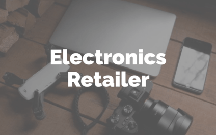 How one retailer of electronic goods supercharges their website and email engagement with personalized content