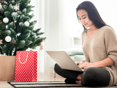 7 festive abandonment email tips - featured image