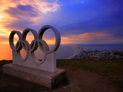 Olympics-inspired marketing emails that deserve a gold medal