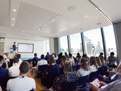 Fresh Ideas Live at the Shard: eCommerce personalization networking event