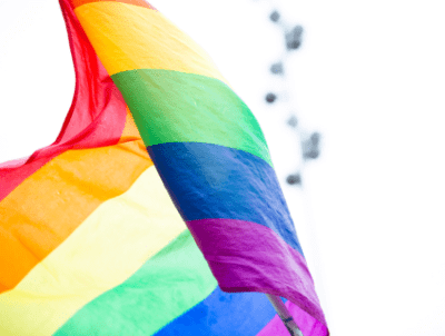 7 Pride month email examples we love - featured image