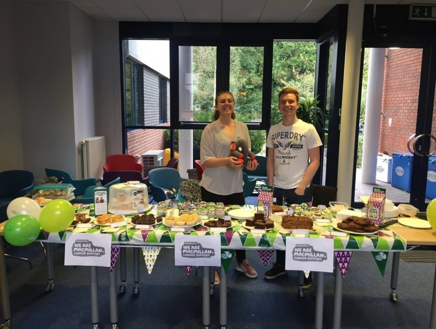 MacMillan Coffee Morning Fresh Relevance