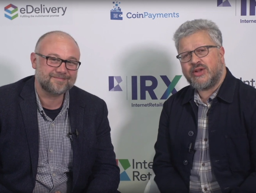 IRX19 interview with Fresh Relevance eCommerce personalization platform