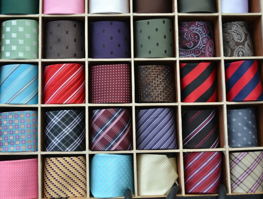 tie variety product recommendation