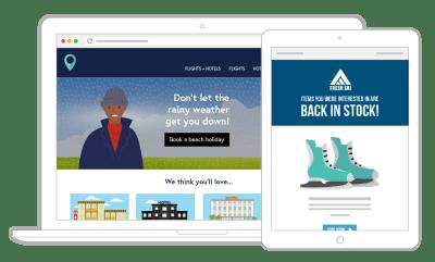 adobe campaign standard email personalization