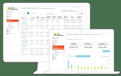 Uniforme, realtime klantgegevens