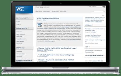 Laptop W3C