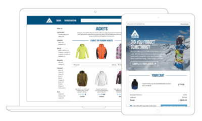 Magento and Fresh Relevance ecommerce personalization and optimization