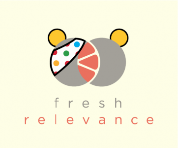 fresh relevance children in need charity fundraising logo