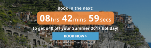 Travel Countdown Timer