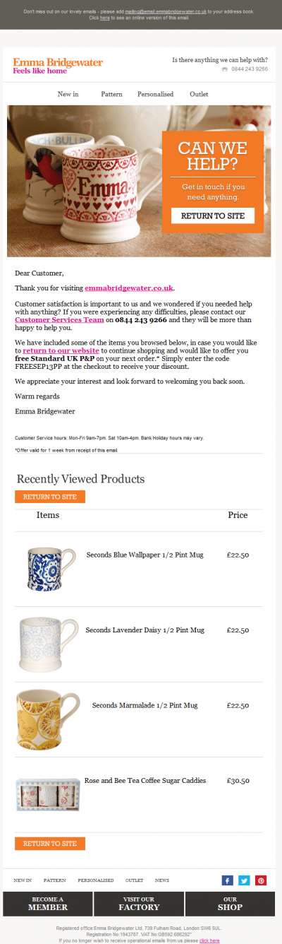 Browse abandon email emma bridgewater, patterns, mug, decorative
