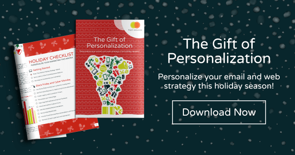 revolutionize your marketing this holiday season