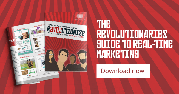 revolutionaries guide to real-time marketing