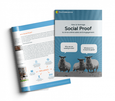 social proof eBook front page