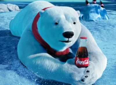 coca-cola super bowl real-time advert