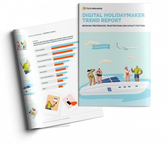 Digital holiday maker trend report luxury edition