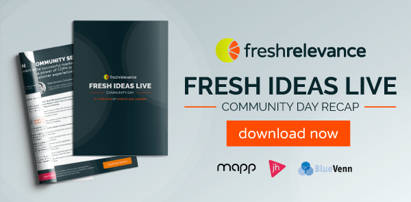 Download your Fresh Ideas Live Community Day Highlights