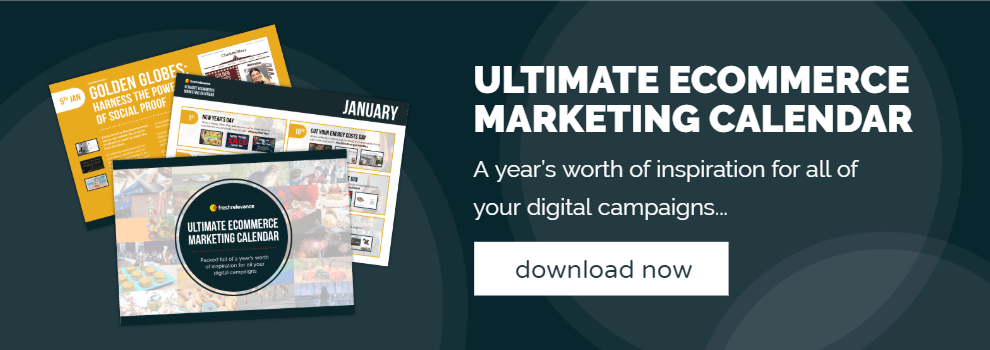 Download ultimate ecommerce marketing calendar 2020