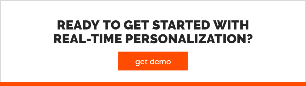 Book a free demonstration of the Fresh Relevance personalization platform