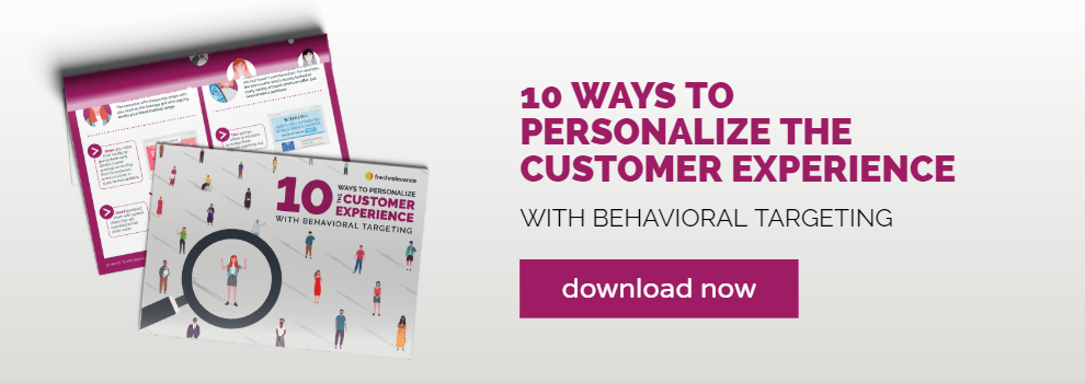 Download guide to behavioral marketing for ecommerce companies
