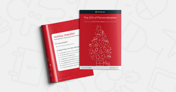 Download ecommerce holiday personalization ebook
