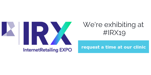 Book a meeting with Fresh Relevance at IRX 2019 - learn about cross-channel personalization