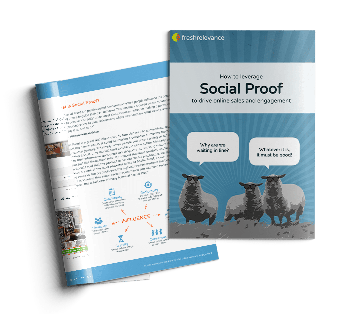 Social Proof eBook Front Cover