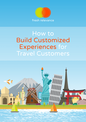 Build Customized experiences for Travel Customers ebook