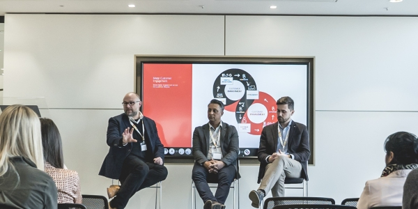 Attendees were encouraged to think about how to personalize the shopping experience across every channel – from desktop, to mobile, to social media and in store