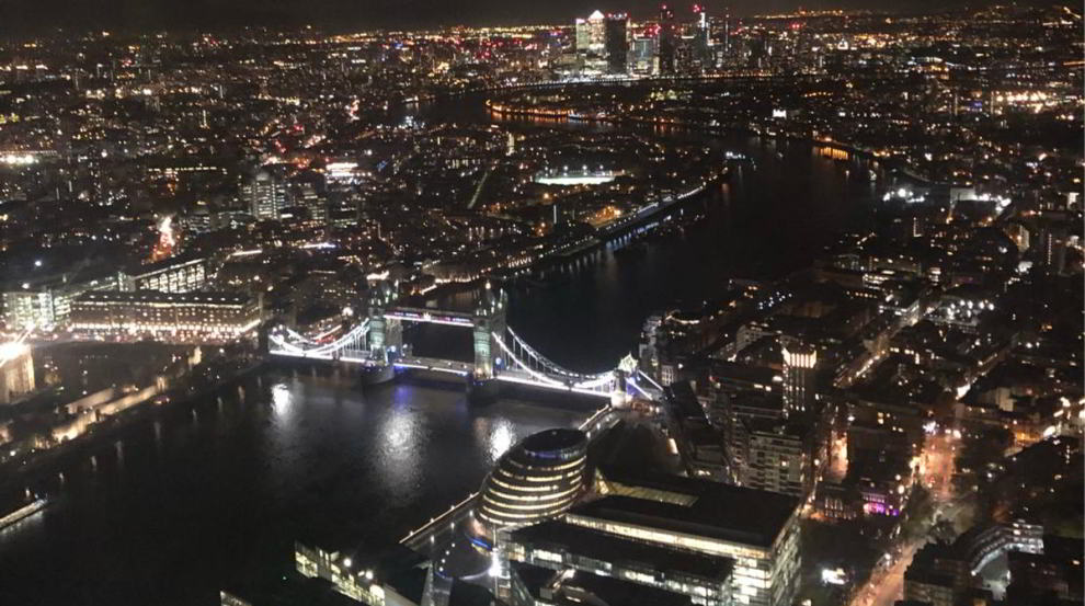 Fresh Ideas Live at The Shard, November 2019 with Trustpilot and dotdigital