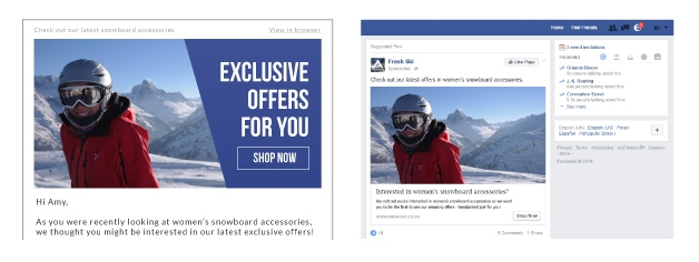 Exclusive offers for frequent browsers